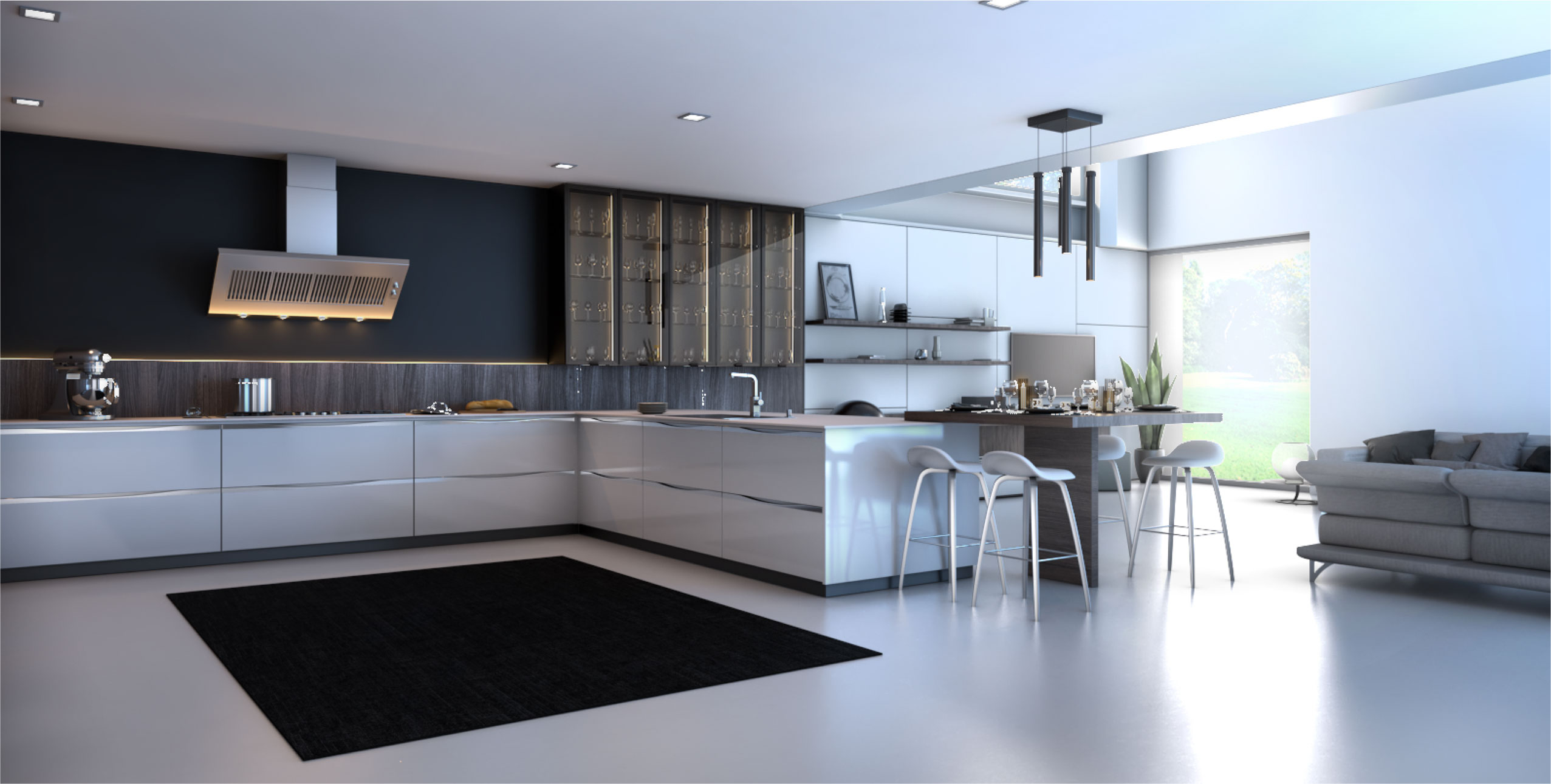 ... Distinctive Angles That Brings Out The Beauty Of All Details To The  Creative Hidden Kitchen Storage Solutions That Making The Cooking More  Enjoyable.